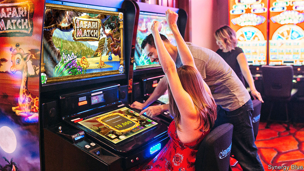 How to play games in a casino
