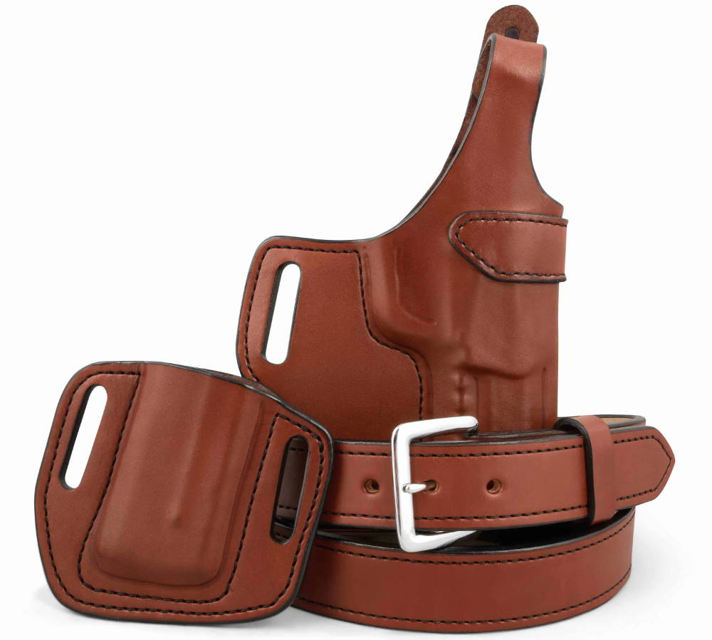 Customized Leather Shoulder Cowboy Holsters